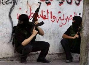 Ett blodigt inbördeskrig utkämpades mellan Fatah och Hamas