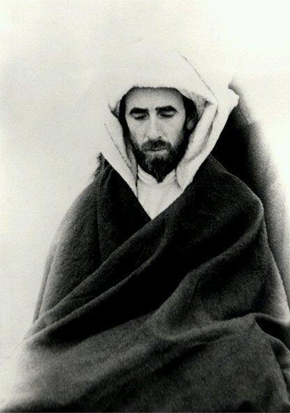 Shaykh Dr Abdalqadir as-Sufi som ung