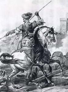 Mamluk krigare
