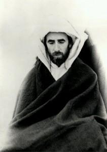 Shaykh Abdalqadir som ung