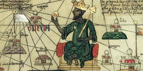 Mansa Musa (1280-1337)- furstarnas kung - Islams beskyddare i Västafrika