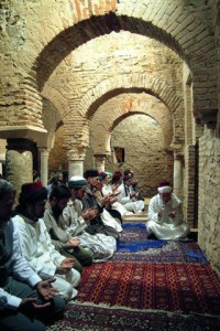 Darqawiyyah dhikr i Almonaster, al-Andalus