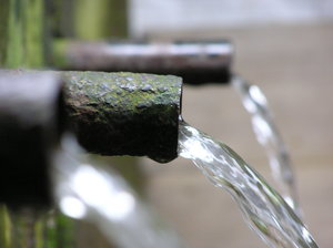 Vatten - prövning eller gåva?