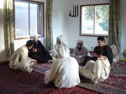 Studiecirkel i madrasa wazzaniyyah
