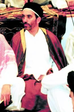 Mawlana Muhammad Wazzani - må Allah vara hans själ nådig