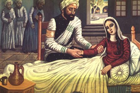 Makens försörjningsplikt vid hustruns sjukdom