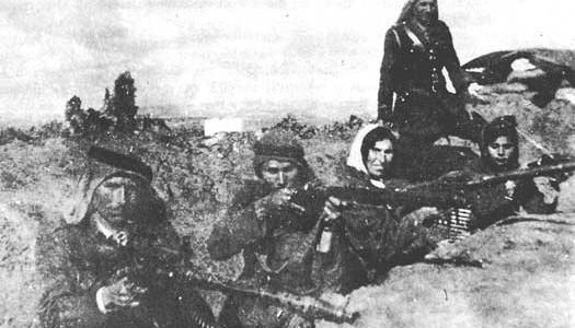 Khutbah om Syriens krig