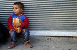 Flyktingläger i Turkiet