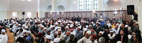 Imam Habib Bewleys församling, Cape Town, Sydafrika