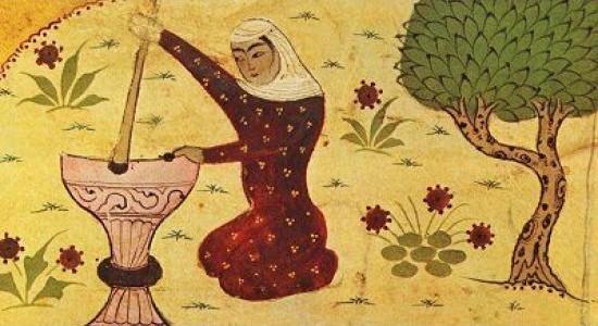 Den starka muslimska kvinnan