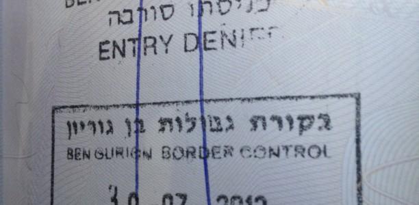 Åtkomst nekad – hur exilpalestinier behandlas av Israel