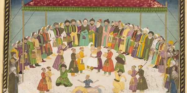 Sufiernas partiskhet: ur Ahmad Zarruqs 'Uddat al-Murid