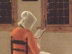 1500-1700-woman reading