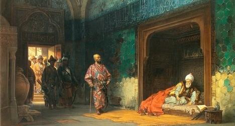 Qadi ibn Khaldun om tasawwuf