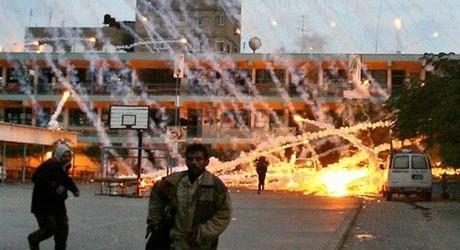 Israel är en lögnaktig stat
