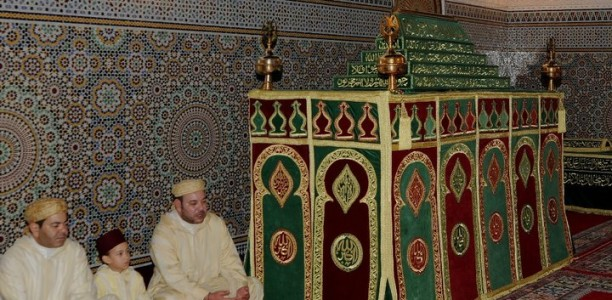 Marocko, traditionens land