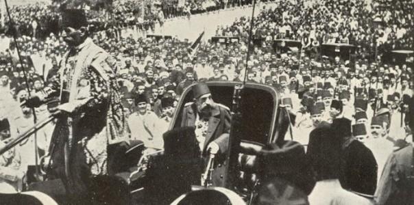 Förord till The Return of the Khalifate – Shaykh Dr Abdalqadir as-Sufi
