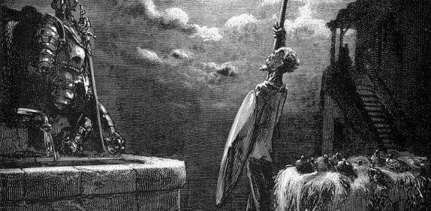 Don Quijote – den ensamme riddaren av futuwwa – artikel av Abdussalaam Nordenhök