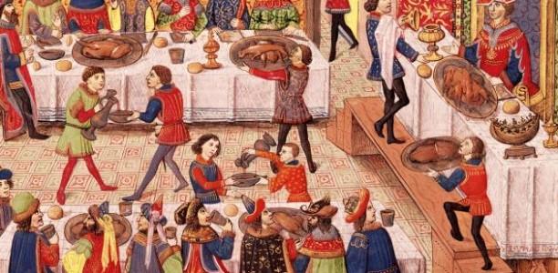 'Id-fest och en aptitligt uppdukad måltid av ma'rifa