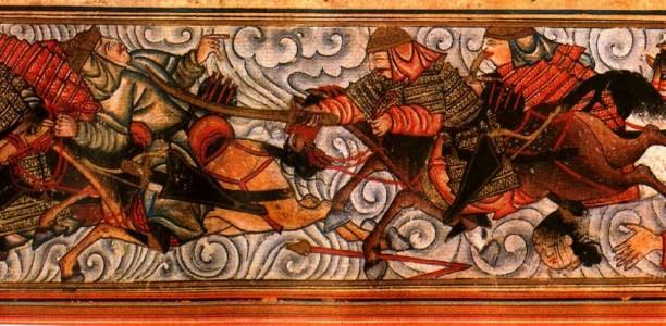 Den siste av fyra söner – Kalifen Hisham ibn 'Abd al-Malik