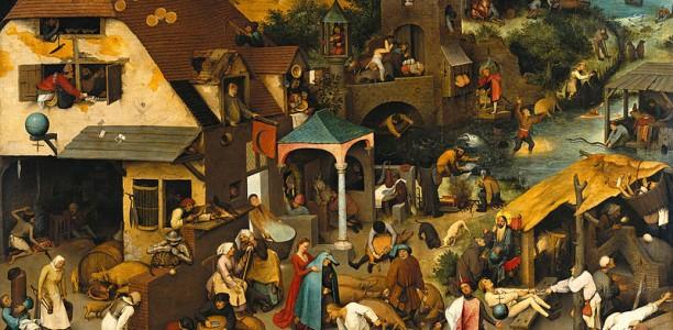 Gränsdragningen för avnjutandet av europeisk konst