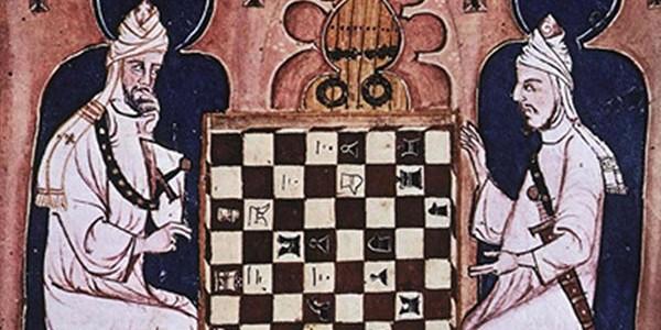 Konsten att hålla sig i schack från gudalagsattack