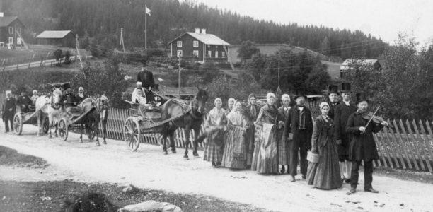 Äktenskap i gamla Sverige